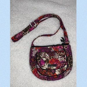 Vera Bradley Crossbody Bag (Adjustable)